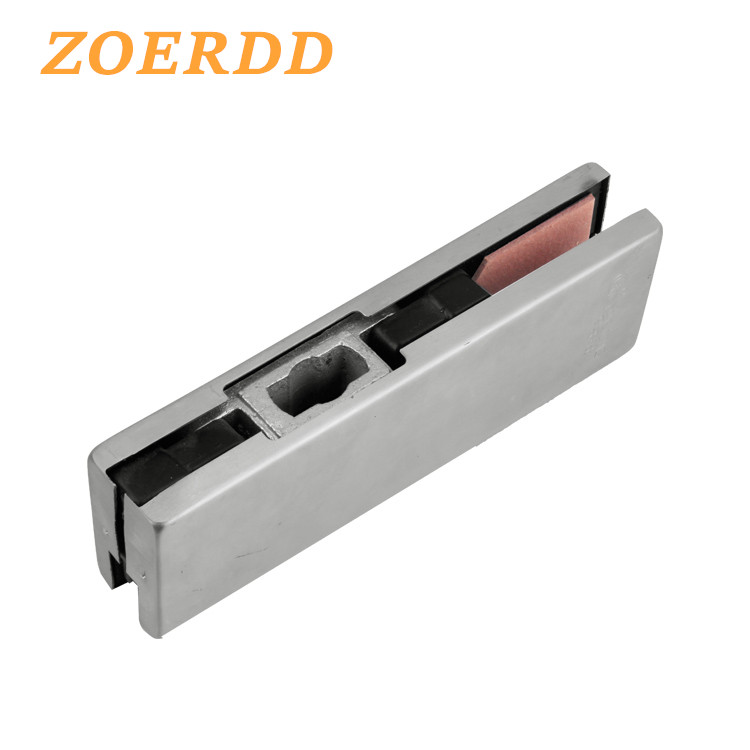 Glass Door Bottom Patch Fitting Set For Sale,Glass Door Patch Fitting With Lock Supplier,Factory