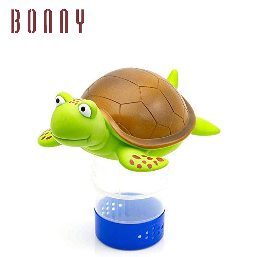 Turtle Floating Pool Chlorine Dispenser