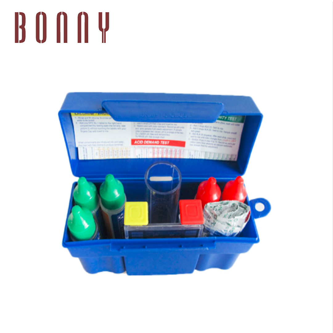 Water testing test kits for swimming pool