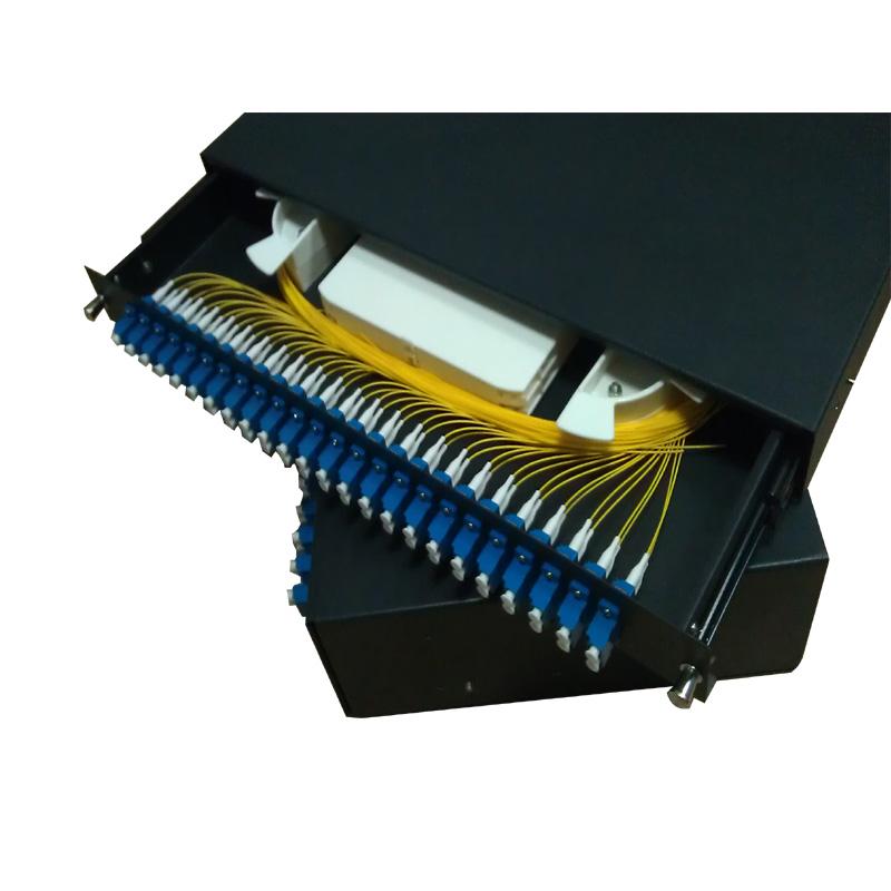 Fiber Optic Patch Panel Sliding Type
