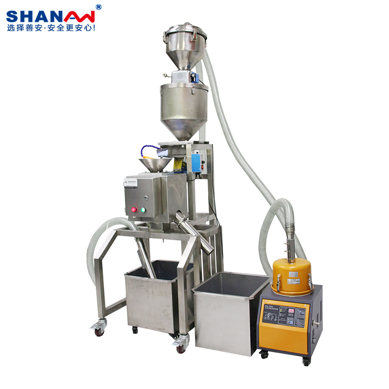 Metal Separator with Automatic Feeder