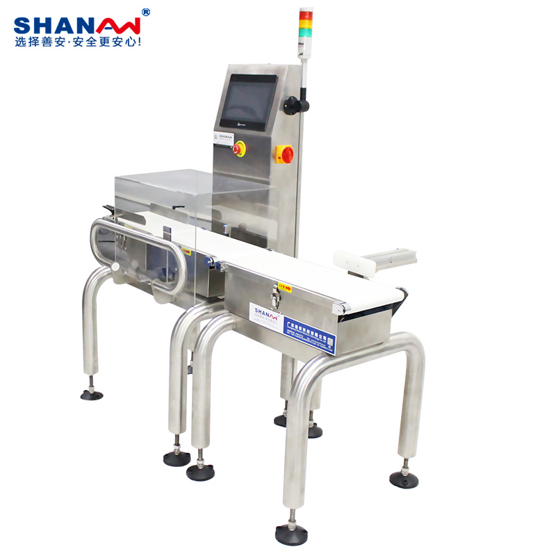 High Precision Checkweigher for food, beverage