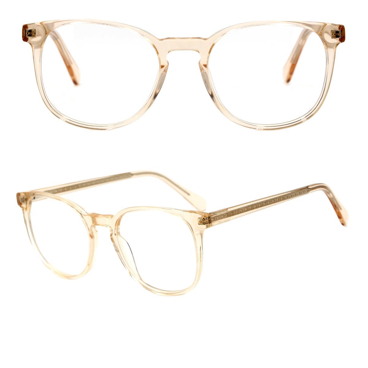 Popeyewear ODM/OEM Clear Acetate Optical Eyeglasses(Eyewear) Frames