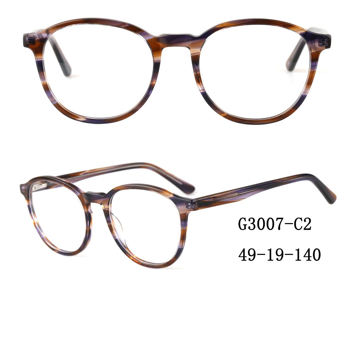 Popeyewear ODM/OEM Transparent Optical Frames Bulk Sell