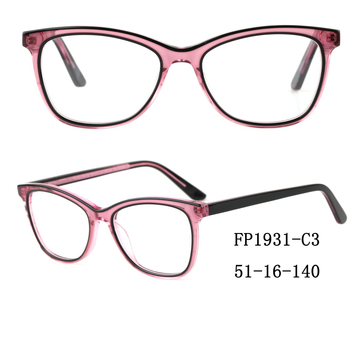 Handmade Acetate Eyeglass Frames In Stock-Popeyewear