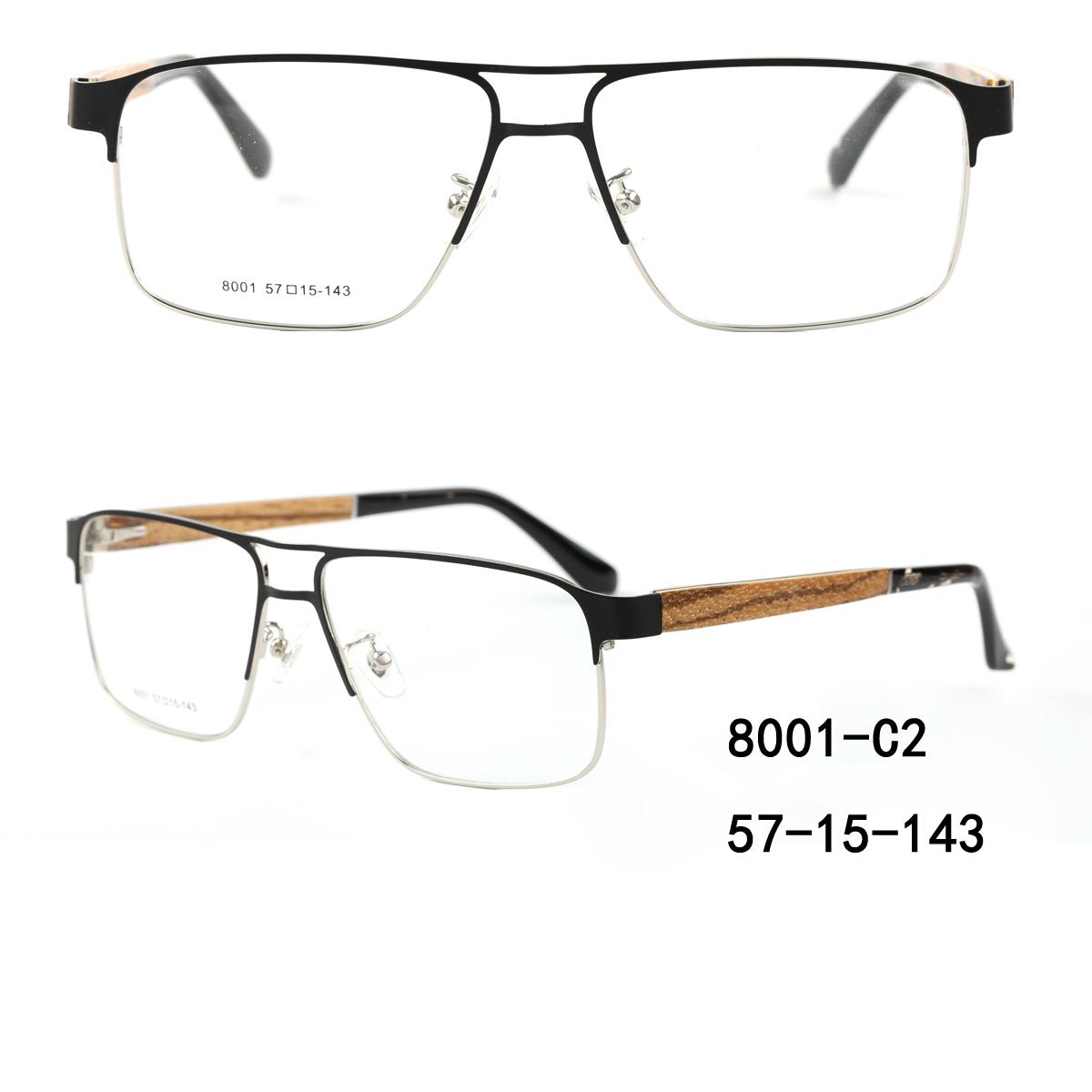 Metal Optical Glasses Frame Oem Odm Supply For Men Women China Manufacturer