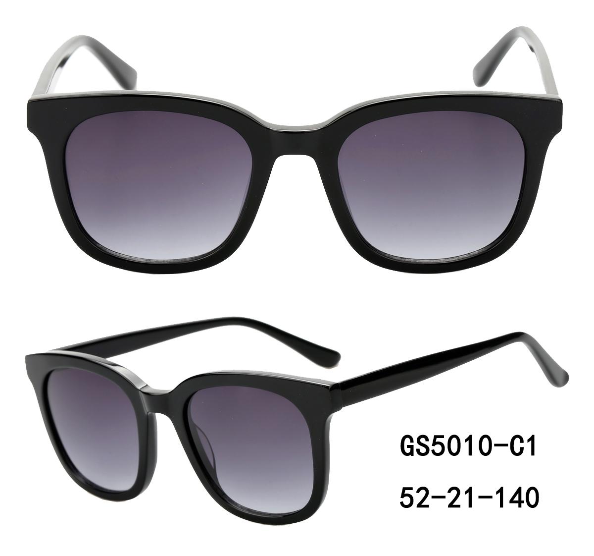 Oversized Polarized Acetate Sunglasses Wholesale,Black,Grey,Green Blue Custom Men Women Unisex