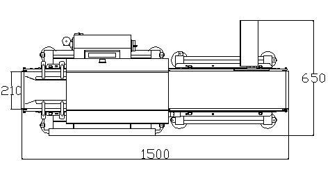 belt Conveyor Weight Checker