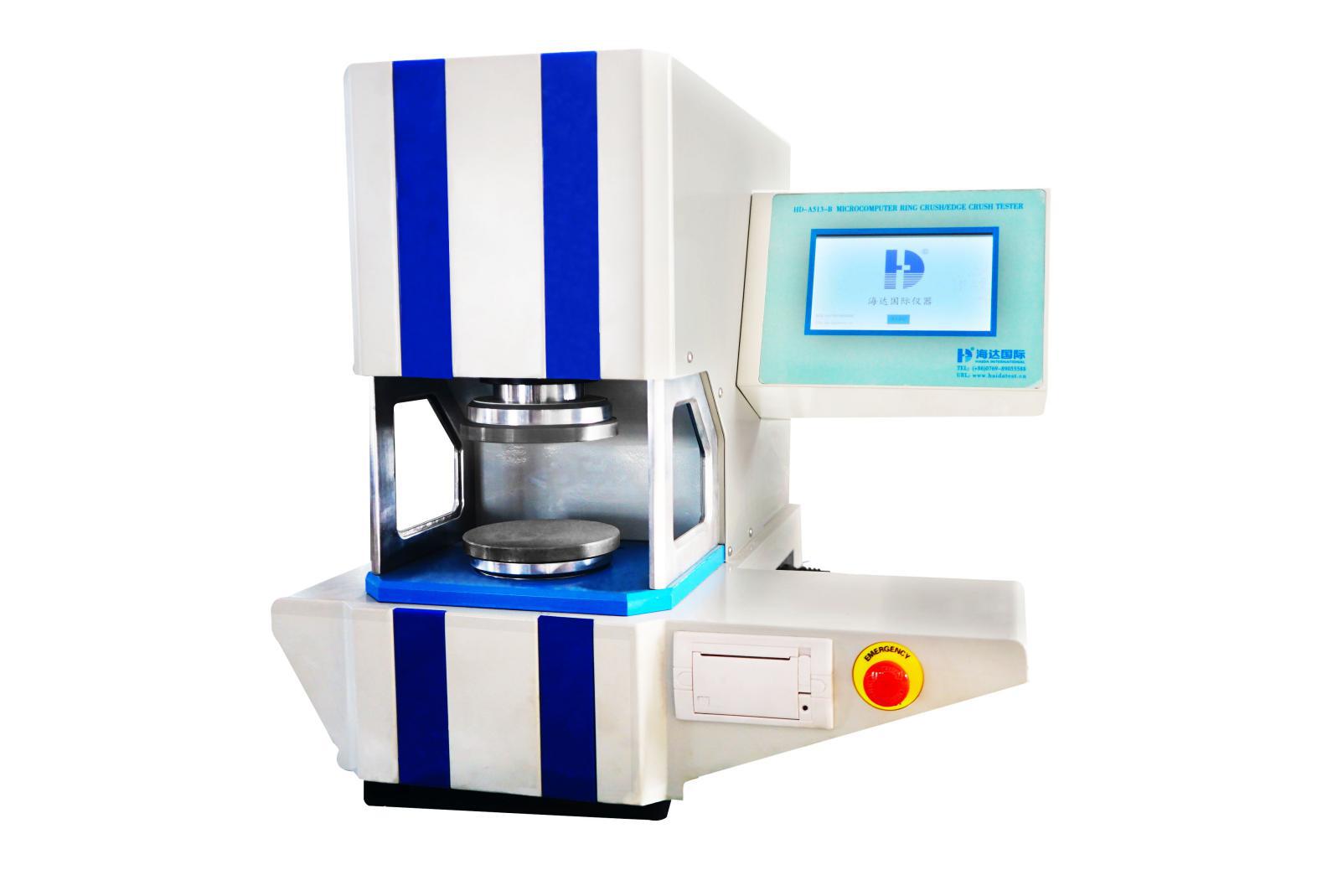 package testing machine
