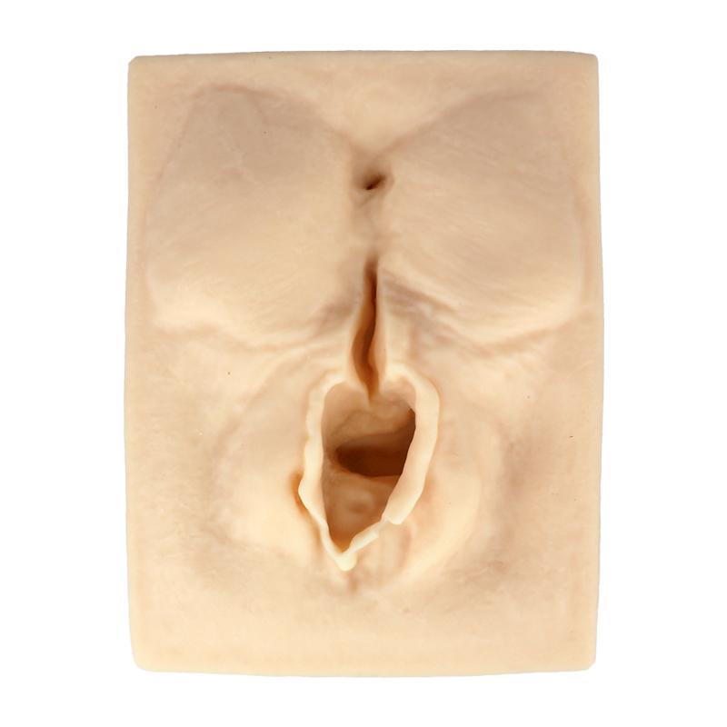 Female Vulva Incision Suture Model Episiotomy & Perineal Laceration Training Kit