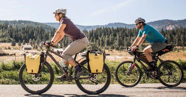 nice bike pannier bags