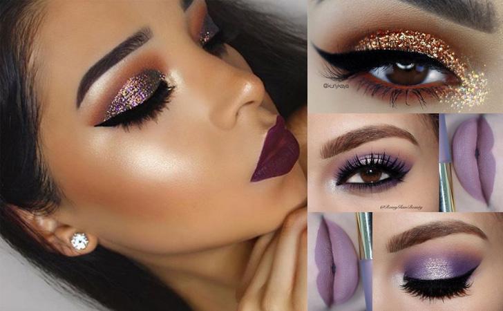 glitter cosmetics