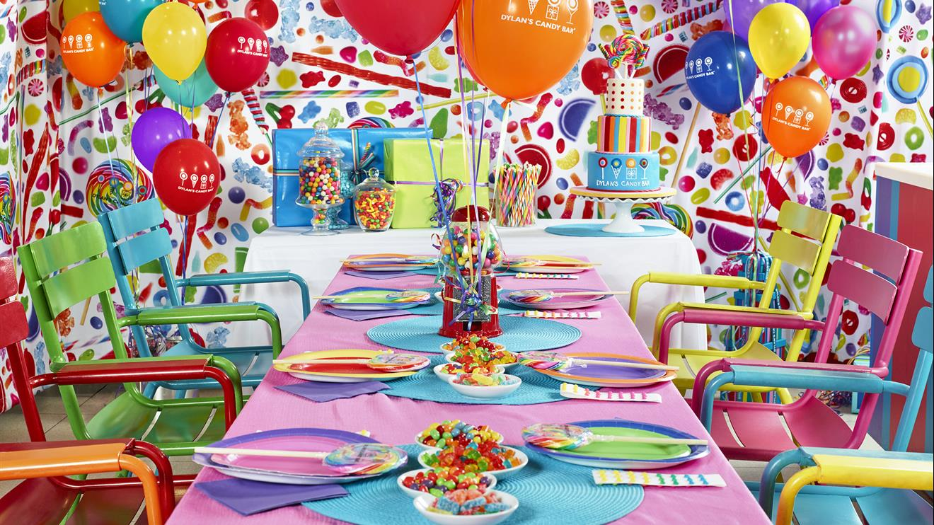 birthday party with environmental ideas