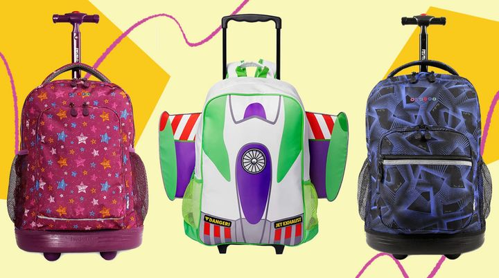 a reliable trolley backpack supplier