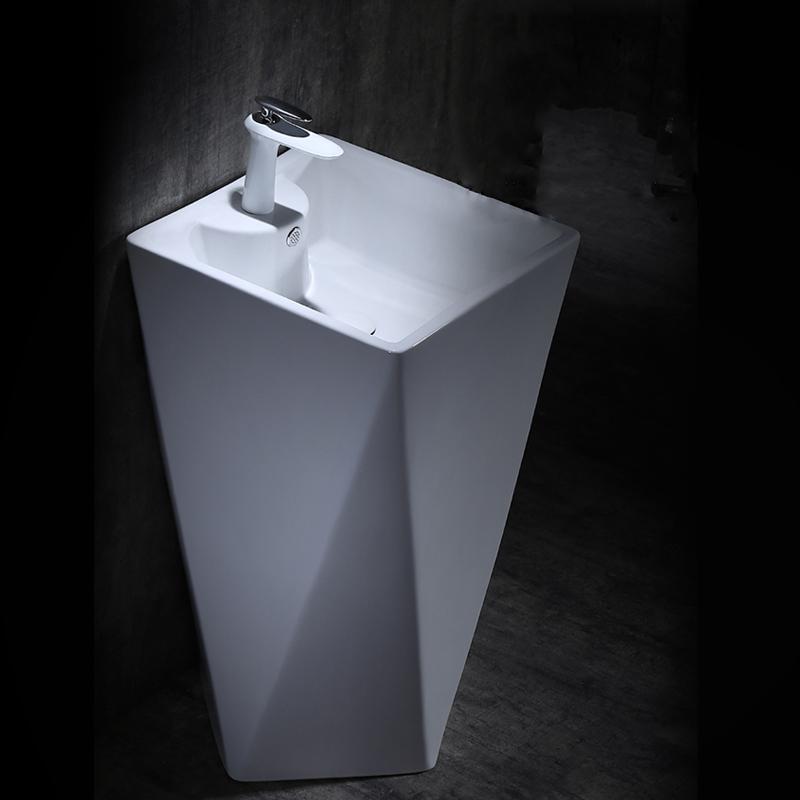 cera one piece basin
