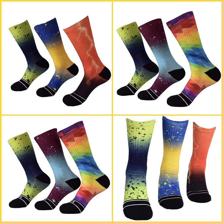 cotton sports socks men