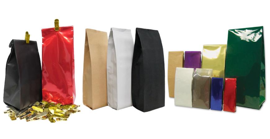 Side Gusset Beverage Bag