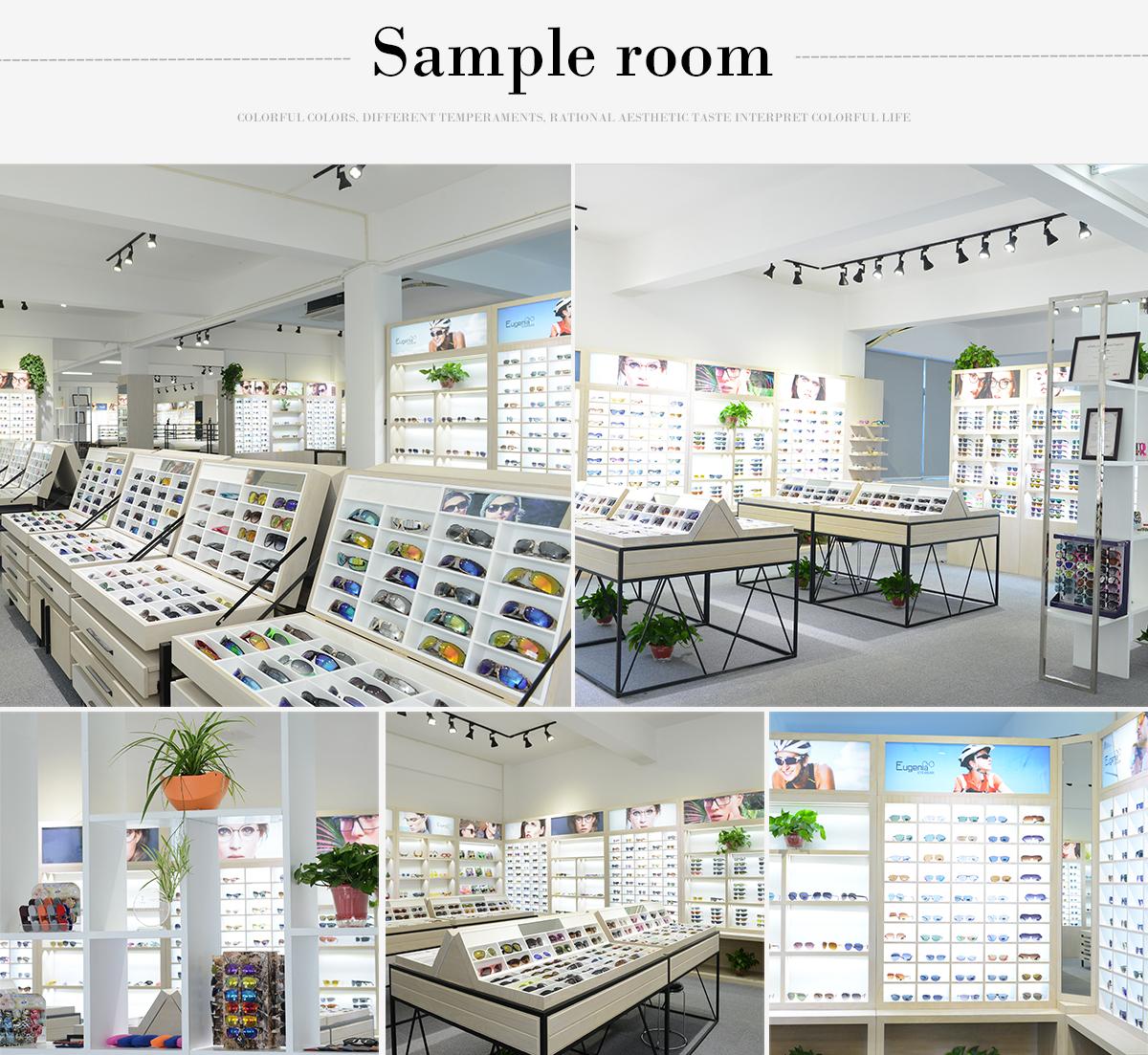 EUGENIA Sample room