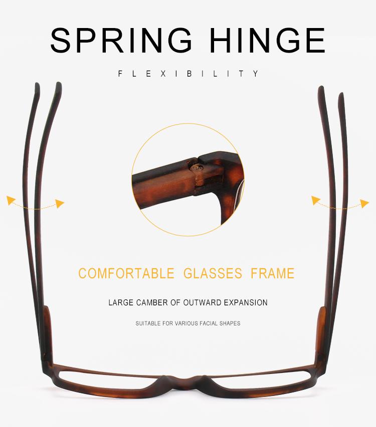 Advantages of Spring Hinge Reading Glasses