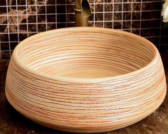 ceramics decorate art basin exporter